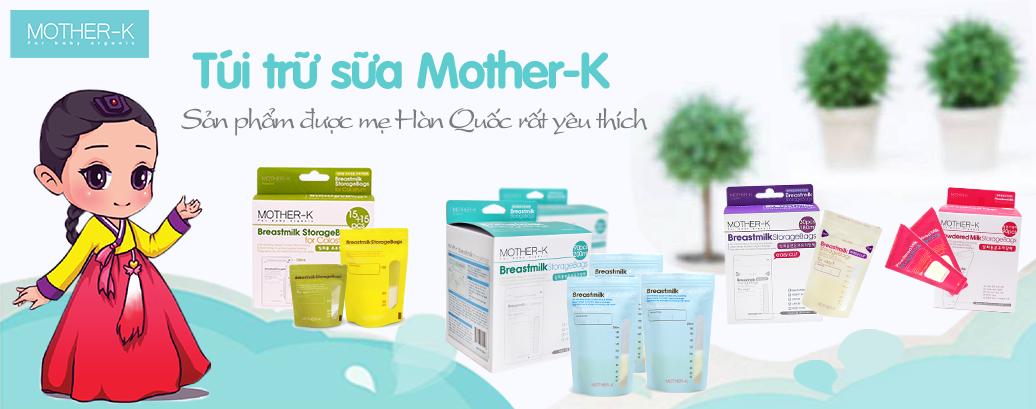 Trữ sữa Mother K