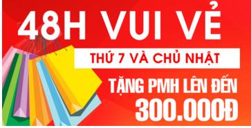 Khuyến mãi vui vẻ mua sắm cuối tuần tại IRIS Nguyễn Baby