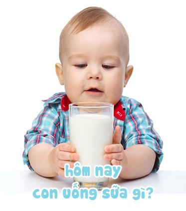 Bé ăn - Bé uống