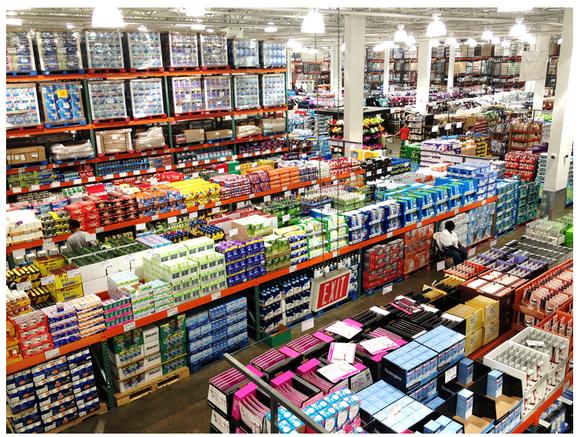 Trung tâm bán buôn Bill Mart