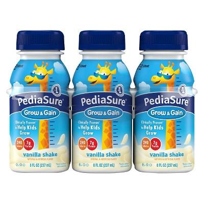 Sữa Pediasure nước mỹ 237ml vị vani