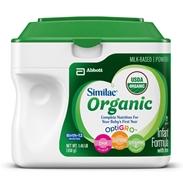 Sữa bột Similac Organic (658g) (0-12m)