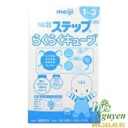 Sữa meiji 9 dạng thanh ( 28g x 24 gói )