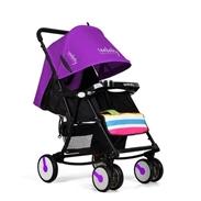 Xe đẩy trẻ em Seebaby Q4 màu tím