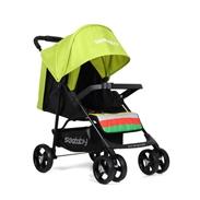 Xe đẩy trẻ em Seebaby T04 xanh lá