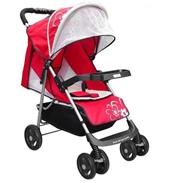 Xe đẩy trẻ em Seebaby T04 màu đỏ