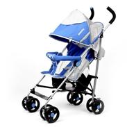 Xe đẩy trẻ em Seebaby S02-1 màu xanh dương