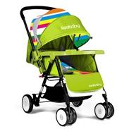 Xe đẩy trẻ em Seebaby T11 màu xanh lá cây