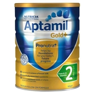 Sữa aptamil gold plus 2 (6-12m)(900g)