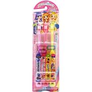 Bàn chải răng 3 công chúa (Nhật) (3 chiếc)