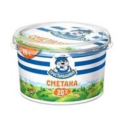 Váng sữa Smetana con mèo (Cmetaha) 20%