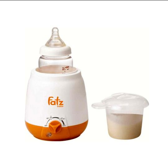 Máy hâm sữa và thức ăn Fatzbaby FB3003SL (3 chức năng)