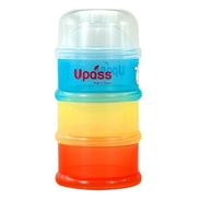 Hộp chia sữa Upass UP8001C 3 ngăn, không BPA