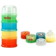 Hộp chia sữa Upass UP8003C 4 ngăn, không BPA