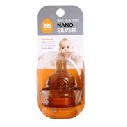 Ty thay bình sữa cổ rộng Nano size S, M, L, Y