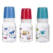 Bình sữa Canpol 11/849 (Cổ chuẩn) (120ml) (Nhựa)