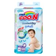 Bỉm dán Goon Renew Slim XL50(12-20kg)