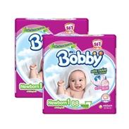 Miếng lót Bobby NB1 (88 miếng)