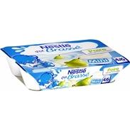 Sữa chua Nestle P'tit Brasse vị Lê (vỉ 6 hộpx60g)