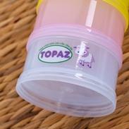 Hộp chia sữa 4 ngăn Topaz