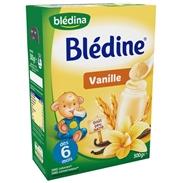 Bột pha sữa Bledina vị vani (6m+)(500g)