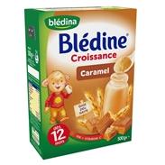 Bột lắc sữa Bledine (caramel) (500g) (12m+)