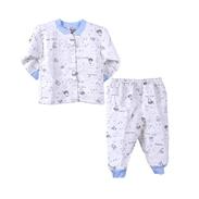 Bộ quần áo bông size S8 (9-12m)