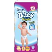 Bỉm quần Bobby XL32 (12-17 kg)