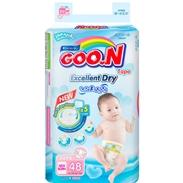 Bỉm dán Goon Jumbo NB48 (<5kg)