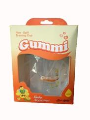 Bình uống nước Gummi (180ml)(9m+)