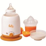 Máy hâm sữa và thức ăn Fatzbaby FB3002SL(4 chức năng)