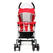 Xe đẩy trẻ em Seebaby S02-1 màu đỏ