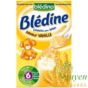Ngũ cốc blédina vị Vani