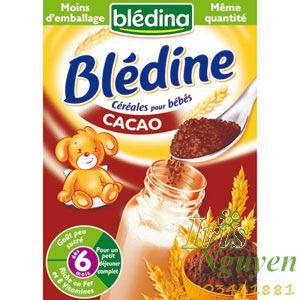 Ngũ cốc Blédina vị cacao
