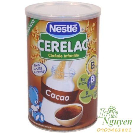 Ngũ cốc Nestlé vị cacao