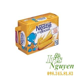 Bánh tập nhai Nestle Ptit (180g) (12m+)