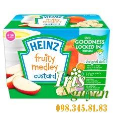 Hoa quả nghiền Heinz vị táo sữa chua