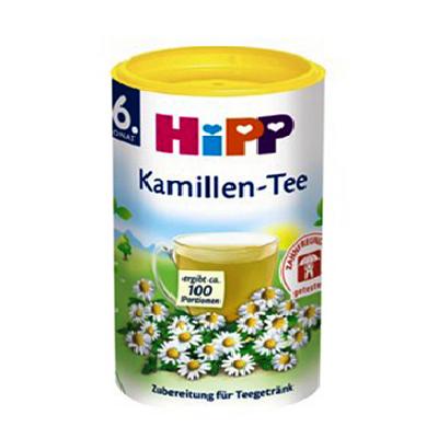 Trà cốm hòa tan Hipp vị hoa cúc La Mã (200g)