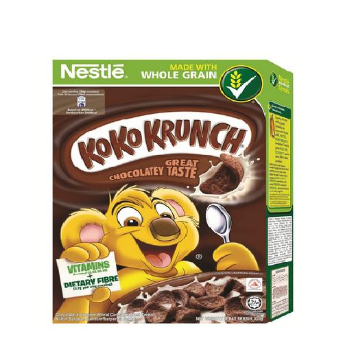 Bánh ngũ cốc ăn sáng Nestle Koko Krunch 25g