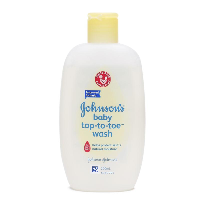 Tắm gội toàn thân Johnson (100ml)