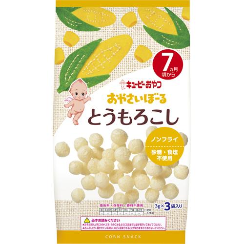 Bánh gạo Kewpie vị ngô ngọt (3gx3) (7m)
