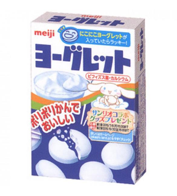 Sữa chua khô Meiji vị sữa (18v) (8m+)