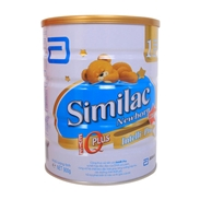 Sữa Similac Newborn Plus Intelli - Pro IQ 1 - 400g (0-6m)
