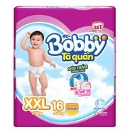 Bỉm quần Bobby XXL16 ( >16 kg)