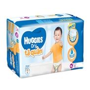 Bỉm dán Huggies dry XL34 (11-16kg)
