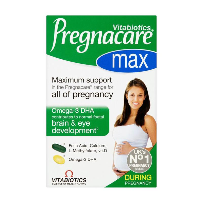 Bà bầu có nên uống Vitamin tổng hợp Pregnacare Max không?