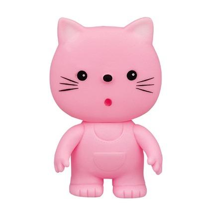 Đồ chơi chút chít mèo hồng Toyroyal