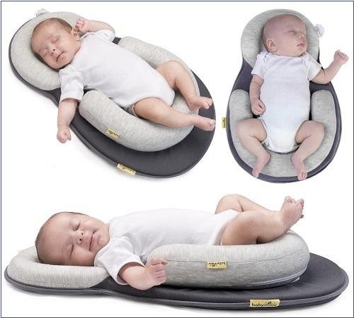 Đệm ngủ đúng tư thế Babymoov
