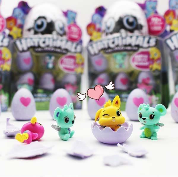 Đồ chơi bóc trứng Hatchimals cực hot
