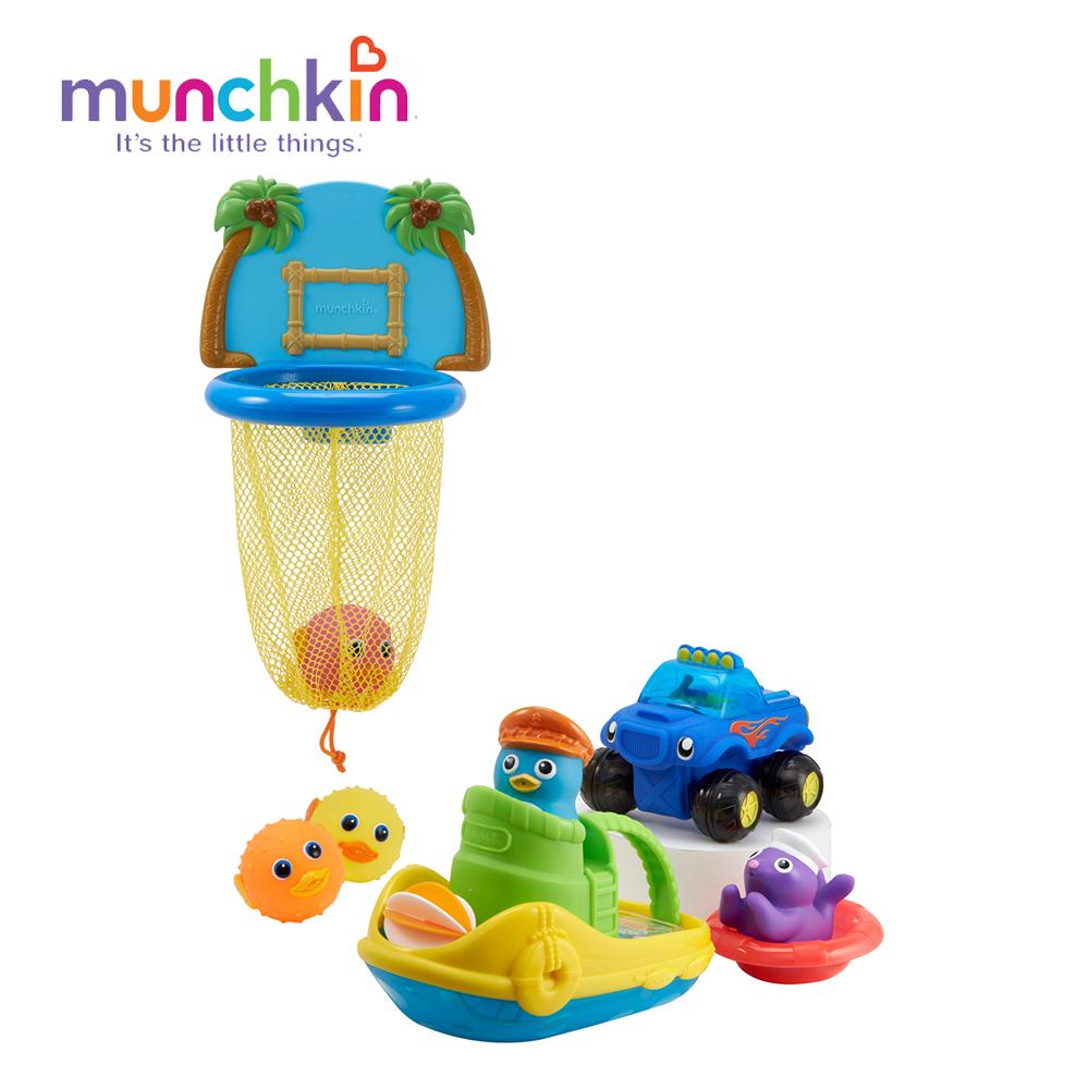 Bộ đồ chơi bóng rổ Munchkin MK18003